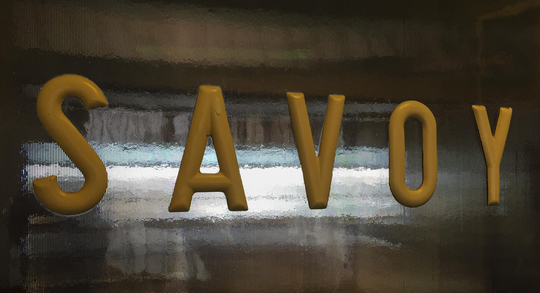 Restaurant Savoy in Helsinki