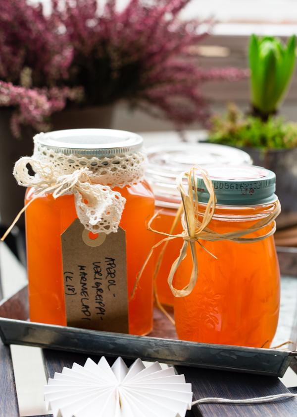 Aperol marmelade