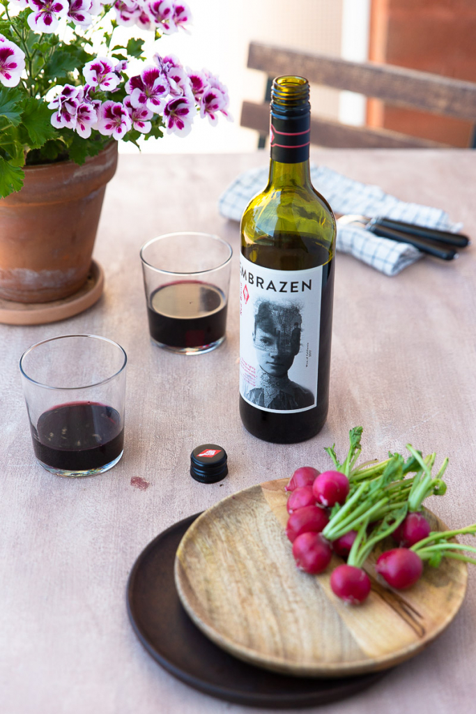 Embrazen Red Blend